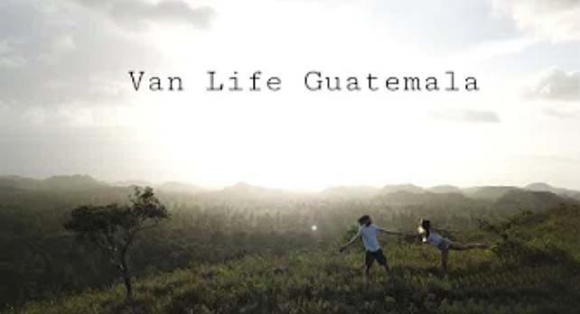van life finca ixobel cerro witz guatemala