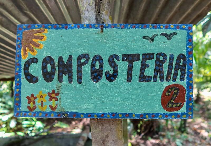 finca ixobel eco hotel poptun peten guatemala ecological composteria