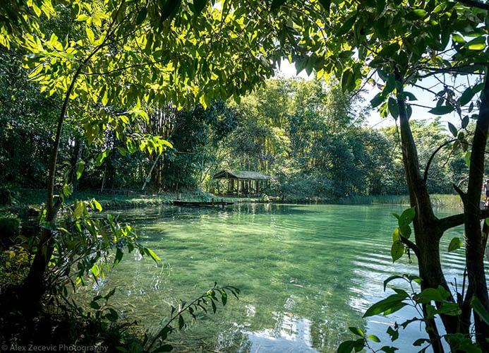 finca ixobel eco hotel poptun peten guatemala home carousel lagoon