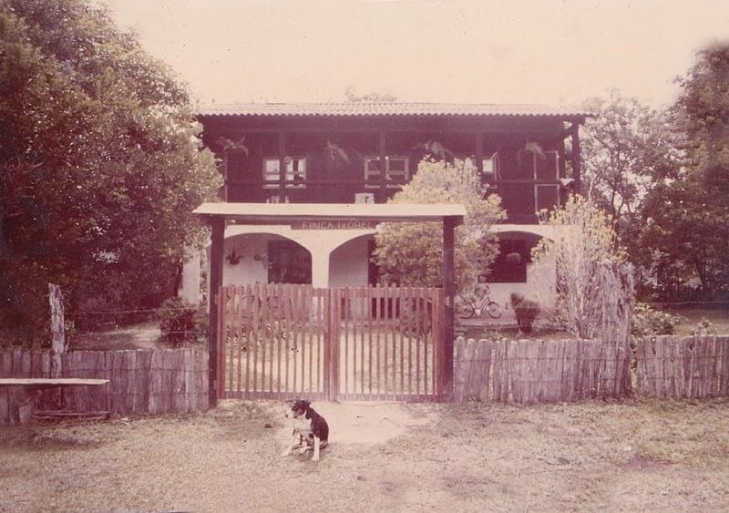 finca ixobel eco hotel history poptun peten guatemala