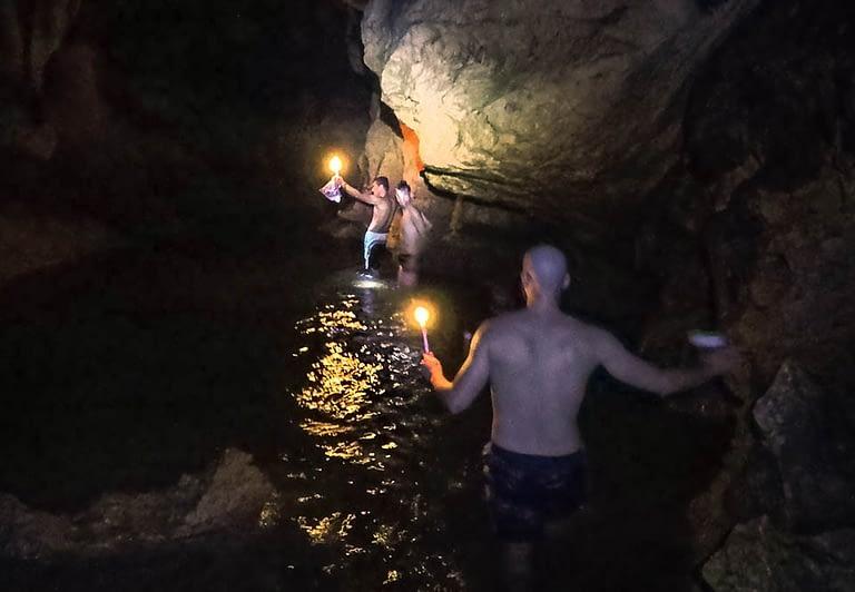 finca ixobel eco hotel poptun peten guatemala river cave
